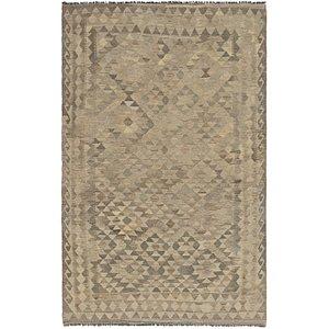 Link to 5' x 8' 4 Kilim Modern Rug item page