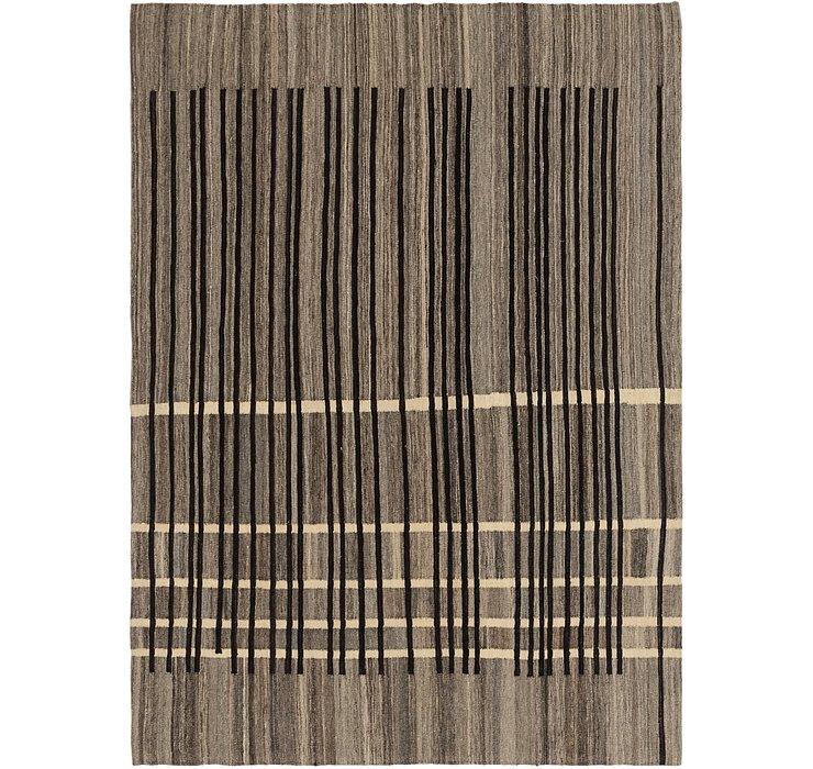 5' 8 x 7' 10 Kilim Modern Rug
