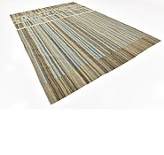 Link to 8' 3 x 12' Kilim Modern Rug