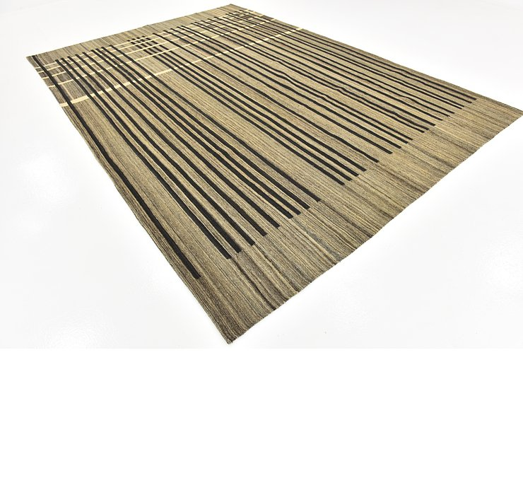 8' 3 x 11' 10 Kilim Modern Rug