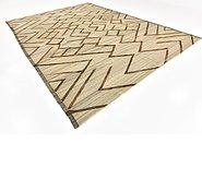Link to 10' x 14' 3 Kilim Modern Rug