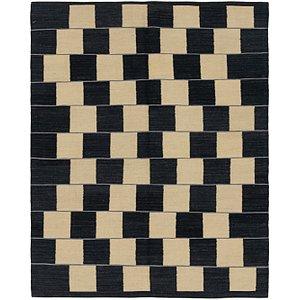 Unique Loom 5' x 6' 5 Kilim Modern Square Rug