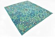 Link to 7' x 8' 3 Kilim Maymana Square Rug