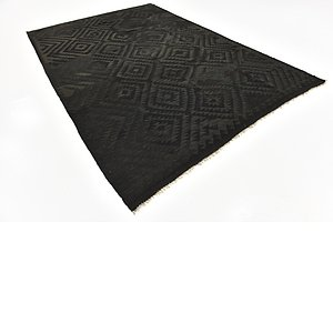 Unique Loom 6' 9 x 9' 9 Kilim Maymana Rug