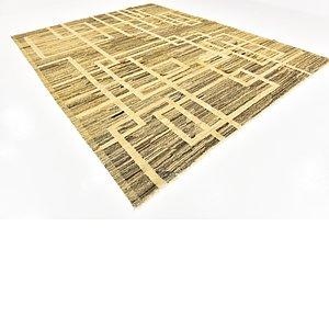 Unique Loom 10' x 13' Kilim Modern Rug