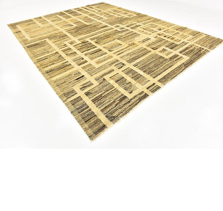 10' x 13' Kilim Modern Rug