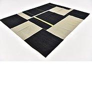 Link to 6' x 7' 5 Kilim Modern Square Rug