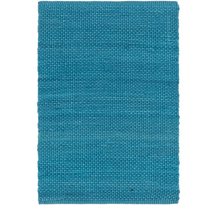 60cm x 90cm Chindi Cotton Rug