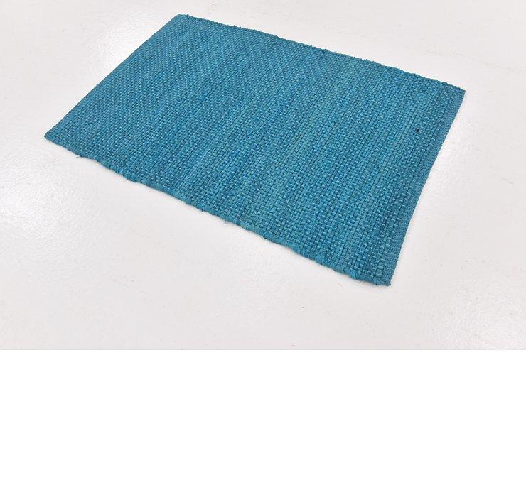 2' x 3' Chindi Cotton Rug