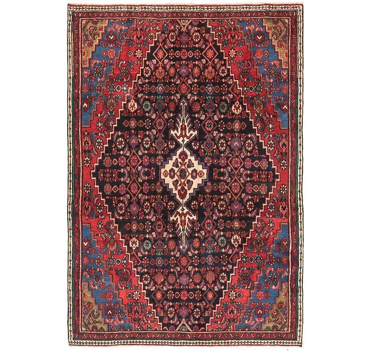 5' 7 x 8' 5 Darjazin Persian Rug