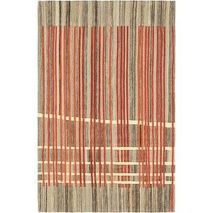 Link to 168cm x 257cm Kilim Modern Rug item page