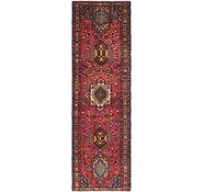 Link to 3' 5 x 12' 6 Gharajeh Persian Runner Rug