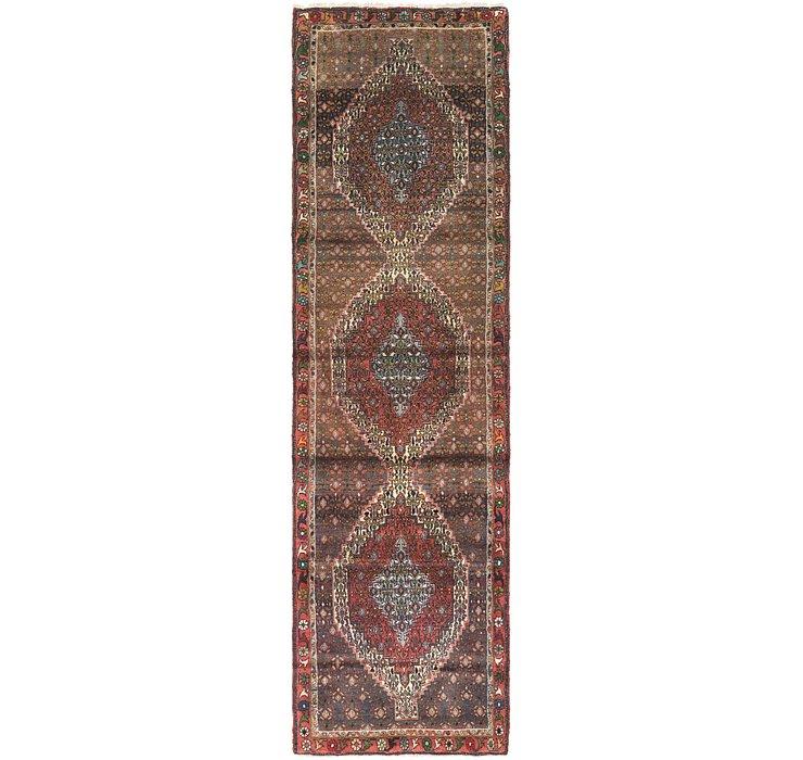 2' 9 x 9' 5 Bidjar Persian Runner Rug