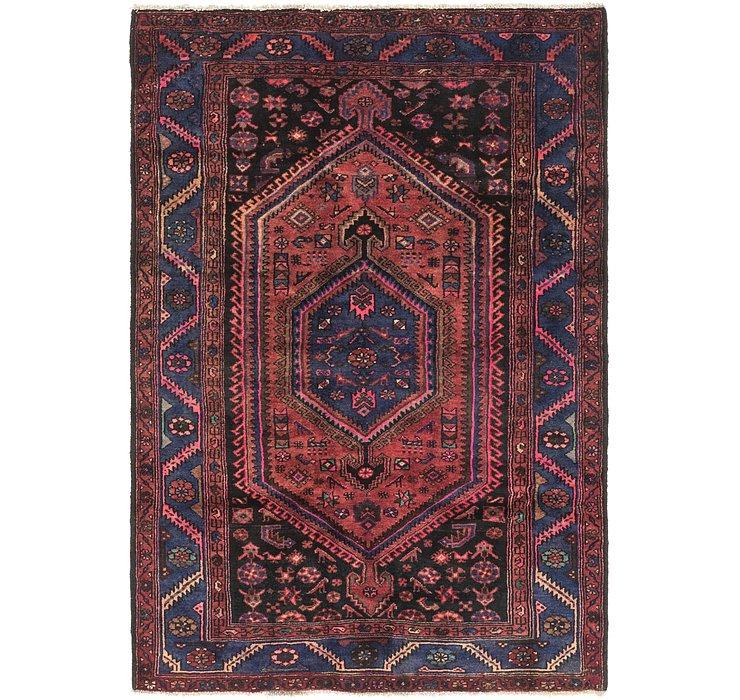 4' 7 x 6' 10 Zanjan Persian Rug