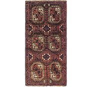 Link to 3' 10 x 7' 10 Shiraz Persian Runner Rug