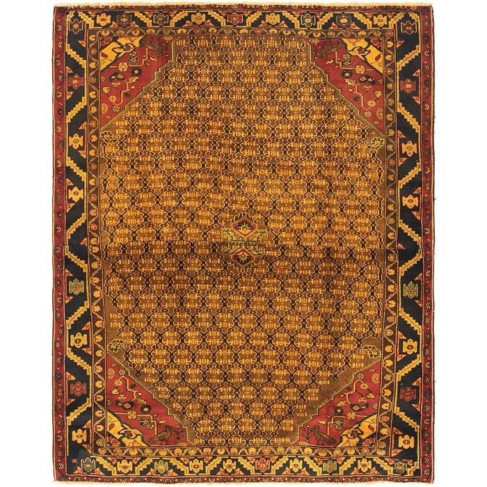 5' 4 x 6' 10 Songhor Persian Rug