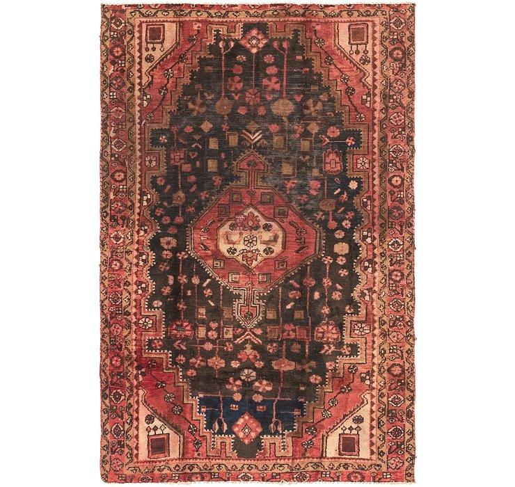 4' 3 x 6' 7 Tuiserkan Persian Rug
