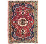 Link to 3' 5 x 4' 7 Tabriz Persian Rug