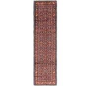 Link to 107cm x 420cm Farahan Persian Runner Rug