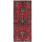 Link to 122cm x 295cm Hamedan Persian Runner Rug
