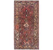 Link to 3' 5 x 6' 10 Hamedan Persian Runner Rug