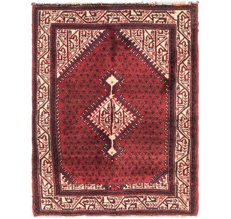 102cm x 132cm Botemir Persian Rug