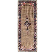 Link to 3' 5 x 9' 4 Koliaei Persian Runner Rug