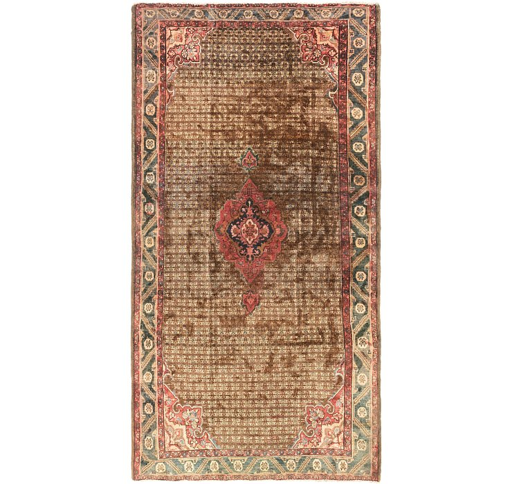 152cm x 300cm Songhor Persian Runner ...
