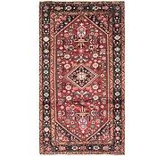 Link to 145cm x 282cm Hamedan Persian Runner Rug
