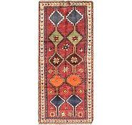 Link to 3' 6 x 8' 4 Shiraz Persian Runner Rug