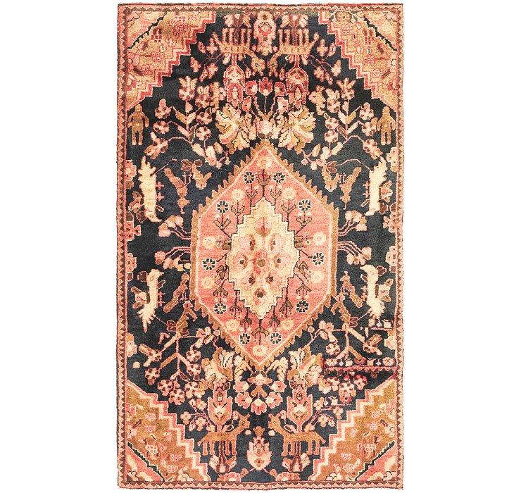 115cm x 200cm Gholtogh Persian Rug
