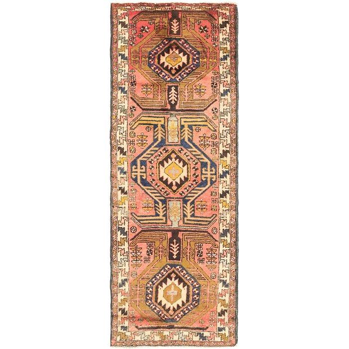 3' 4 x 9' 6 Sarab Persian Runner Rug