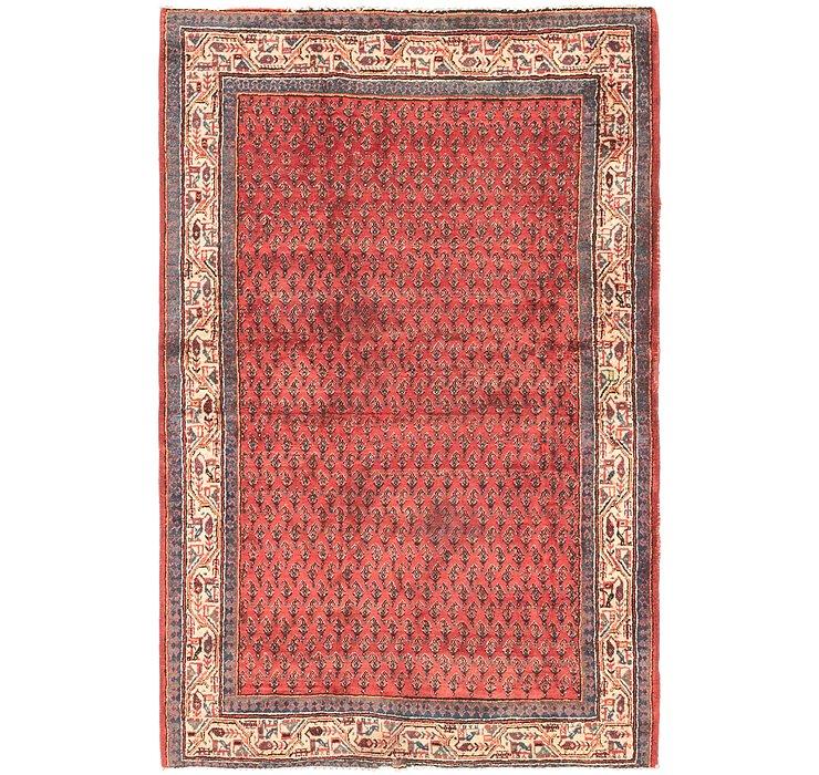 4' 3 x 6' 6 Botemir Persian Rug