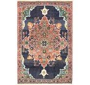 Link to 4' 6 x 7' Farahan Persian Rug