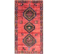 Link to 5' 2 x 9' 10 Shiraz Persian Runner Rug