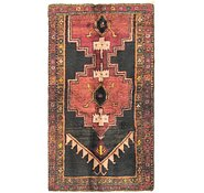 Link to 3' 6 x 6' 2 Sirjan Persian Rug