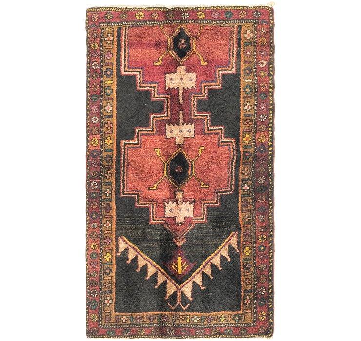 3' 6 x 6' 2 Sirjan Persian Rug