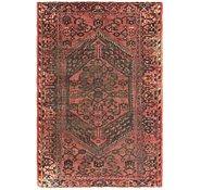 Link to 127cm x 198cm Hamedan Persian Rug