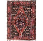 Link to 135cm x 175cm Senneh Persian Rug