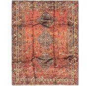 Link to 5' 7 x 7' 3 Ghashghaei Persian Rug