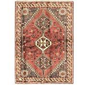Link to 4' x 5' 7 Zanjan Persian Rug