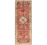 Link to 3' 2 x 9' Hossainabad Persian Runner Rug