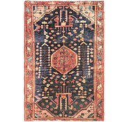Link to 4' 5 x 6' 6 Hamedan Persian Rug