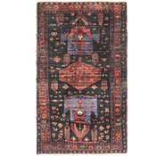 Link to 4' x 6' 9 Sirjan Persian Rug
