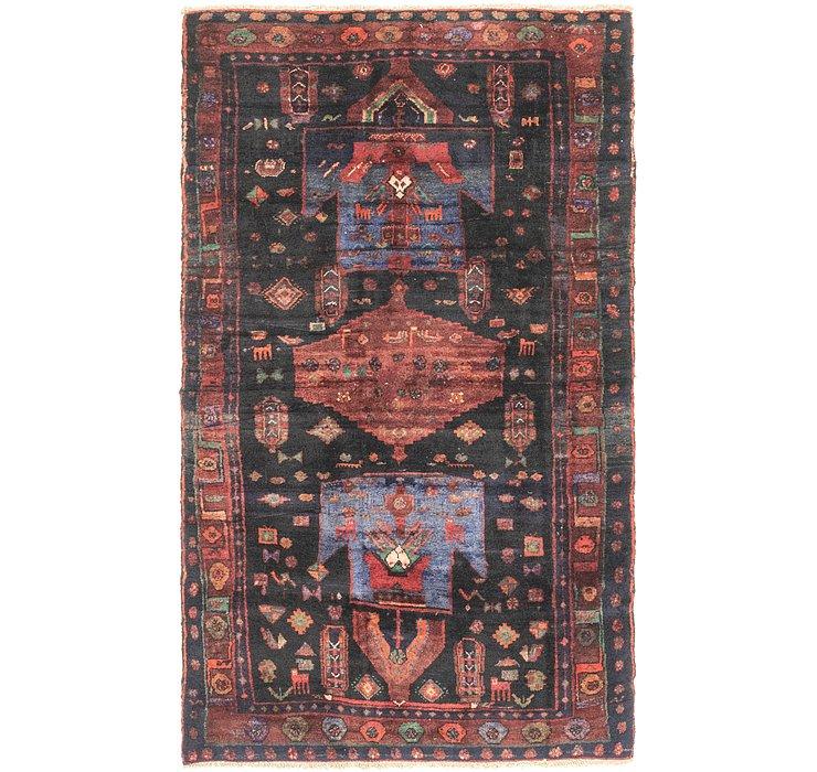 4' x 6' 9 Sirjan Persian Rug