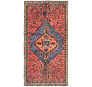 Link to 3' 6 x 7' 2 Hamedan Persian Runner Rug