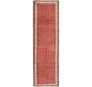 Link to 3' x 11' 4 Botemir Persian Runner Rug