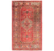 Link to HandKnotted 3' 7 x 6' Zanjan Persian Rug