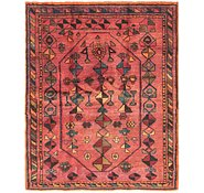 Link to 5' x 6' Shiraz Persian Rug