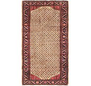 Link to 3' 7 x 6' 9 Songhor Persian Rug